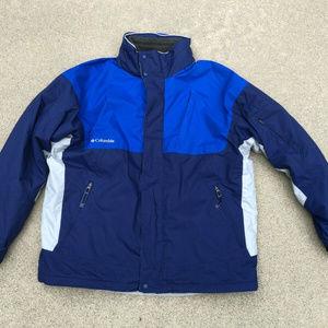 Columbia Men's VTG Interchangeable Ski Snow Jacket